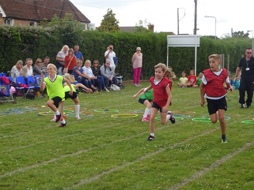 Sports' Day - Westfield School
